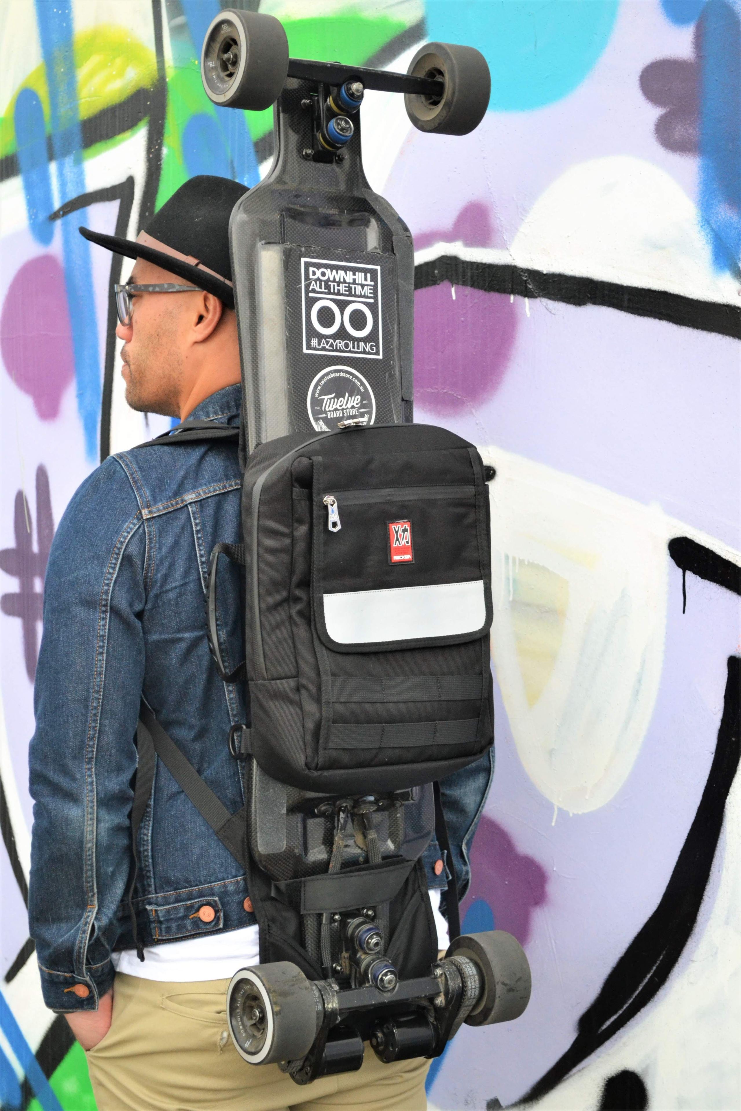 3m Reflective Backpack For Electric